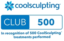 CoolSculpting Club 500 Graphic