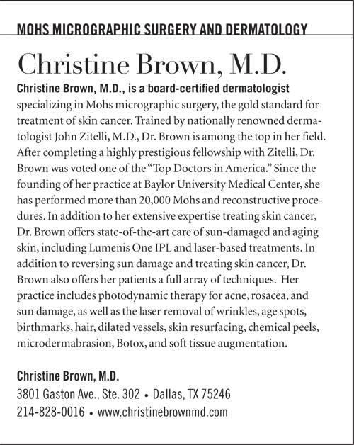 Dr. Christine Brown